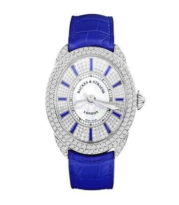 Backes & Strauss Regent Blue Velvet 3643