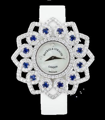 Backes & Strauss Victoria Brilliant Blue Sapphire