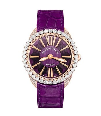 Backes & Strauss Queen of Hearts Royal Purple