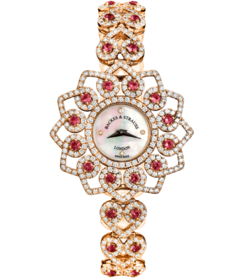 Backes & Strauss Princess Victoria Red Rose