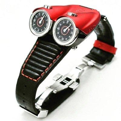 Twin Turbo Red