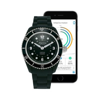 LADIES HOROLOGICAL SMARTWATCH