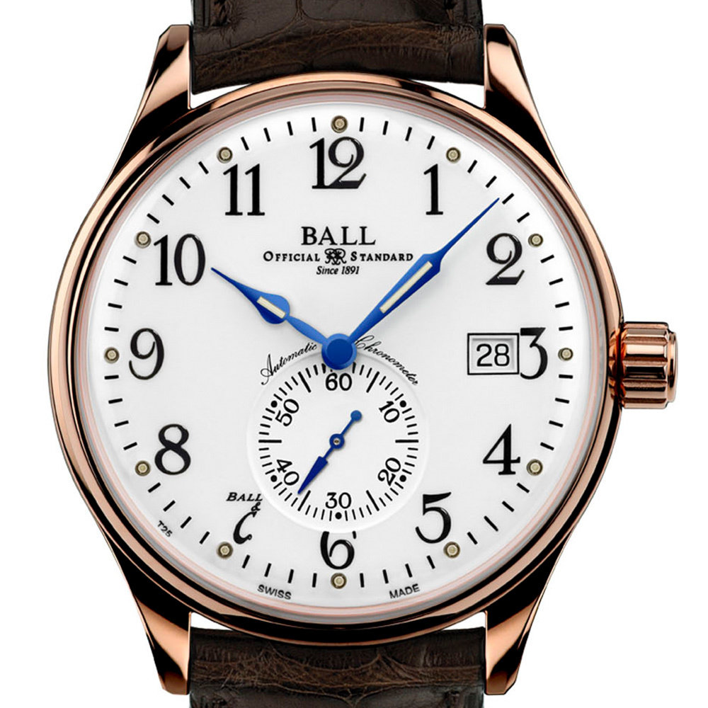 Official Railroad Watch Standard Time