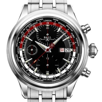 Worldtime Chronograph