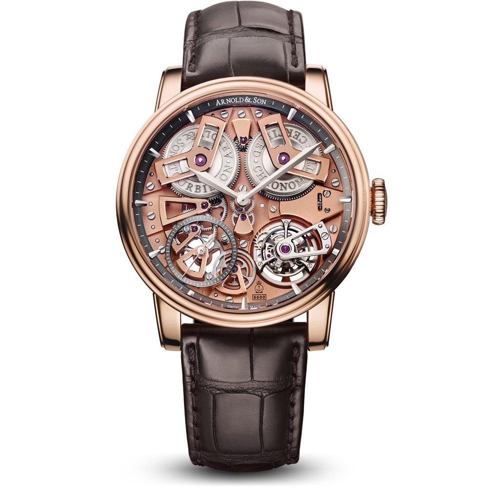 Tourbillon Chronometer No.36