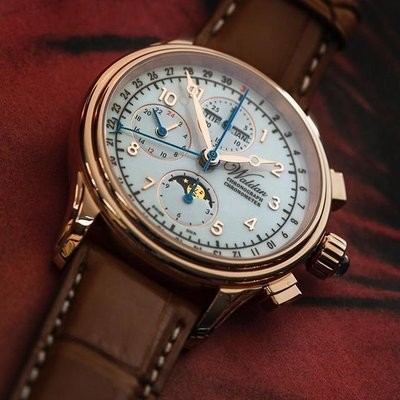 Chrono 42 gold