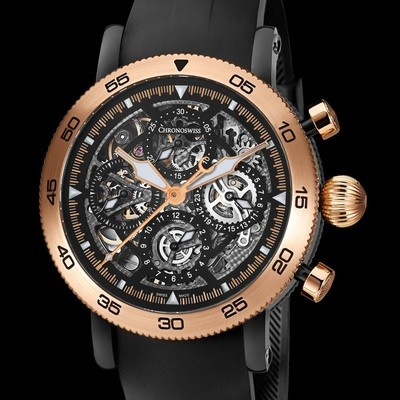 Chronograph Skeleton