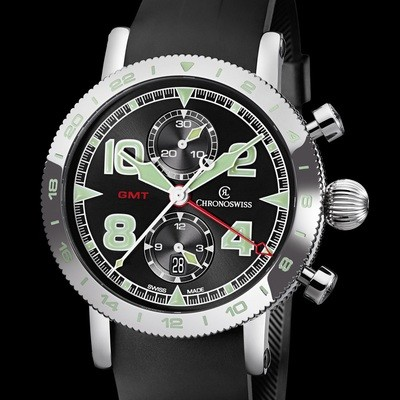 Chronograph GMT