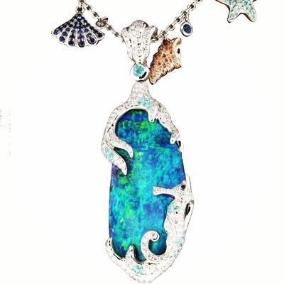 Coralia Opal