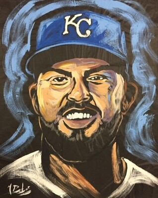 Mike Moustakas (Moose) Practice Piece