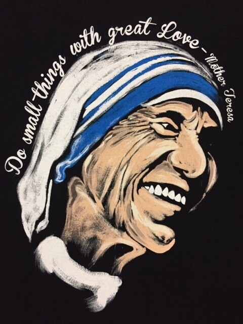 Mother Teresa T-Shirt