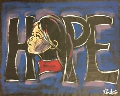 Hope Practice Piece