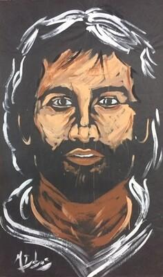 Face of Jesus Practice Piece