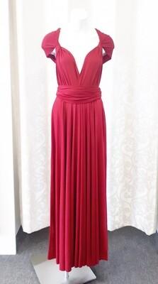Multi-way dress made to order