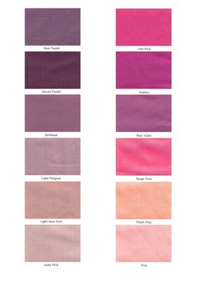 Multi-way dress swatches