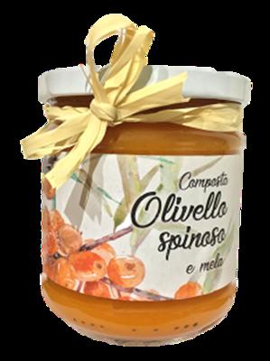 Composta di Olivello Spinoso - 210 gr.