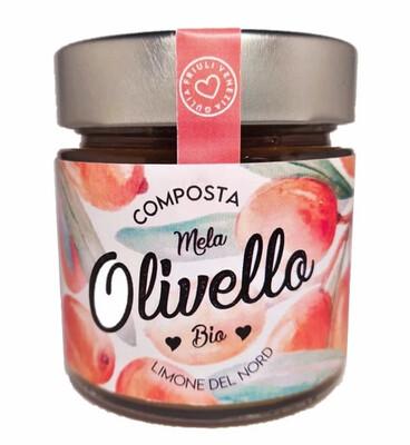 Composta BIO olivello spinoso e mela     212 gr.