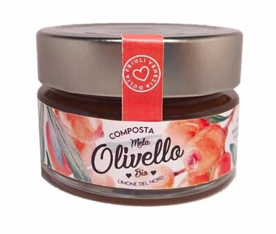 Composta BIO, olivello spinoso e mela         106 gr