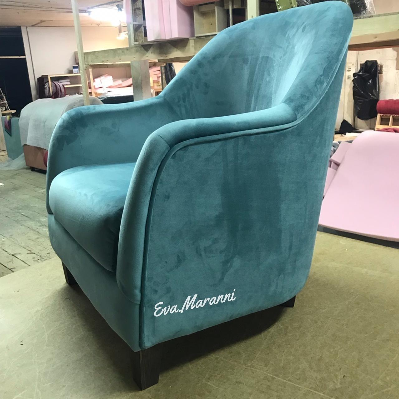 Кресло интерьерное