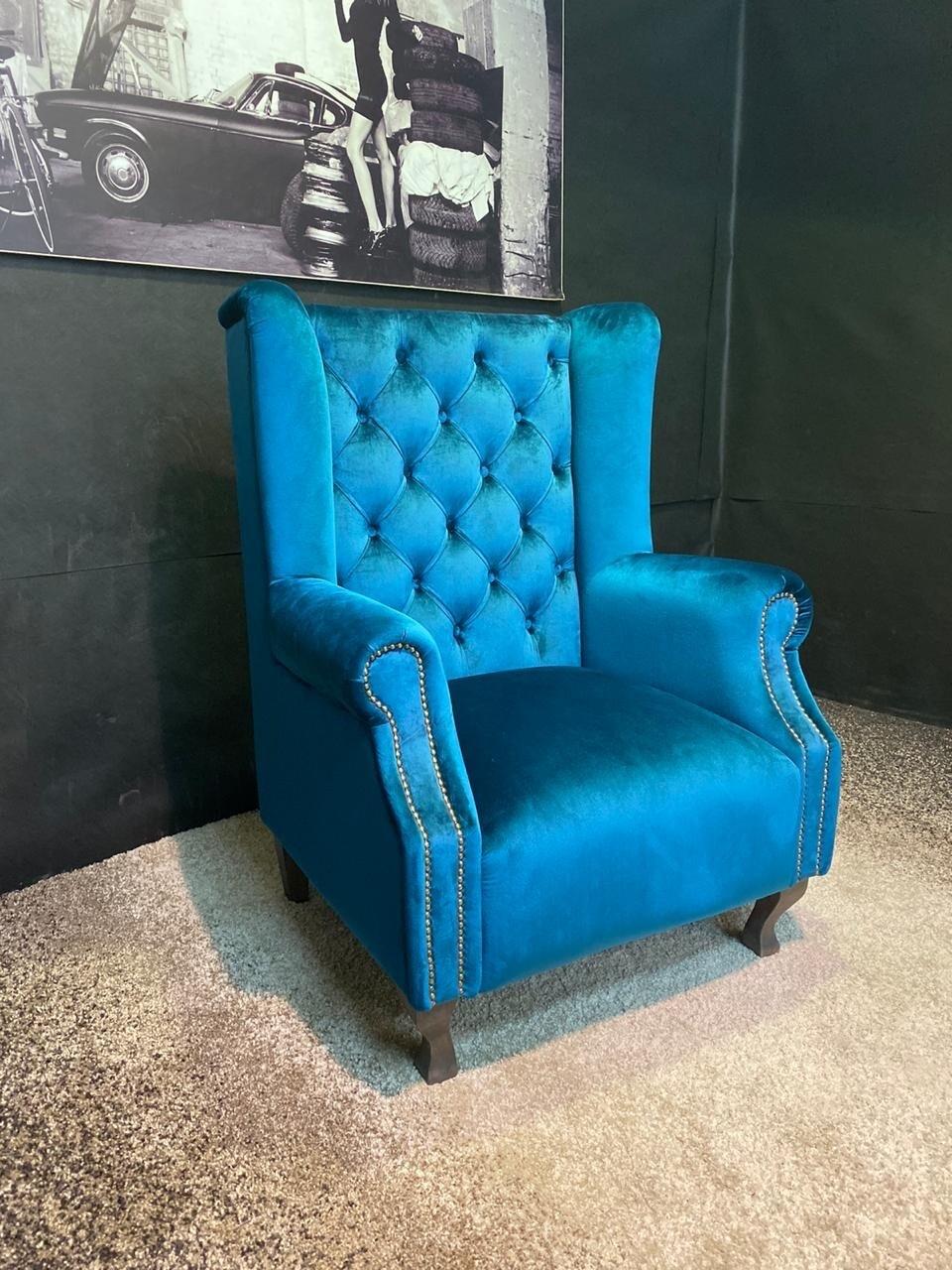 """Кресло каминное """"fireplace"""""""