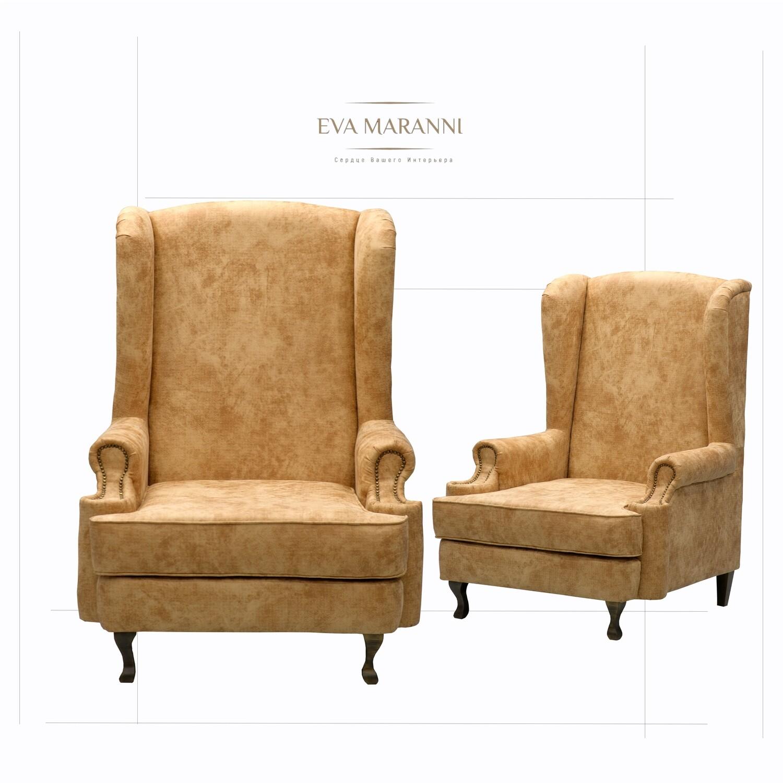 """Каминное кресло """"Ривьера"""""""