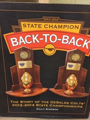 Back-to-Back Football book