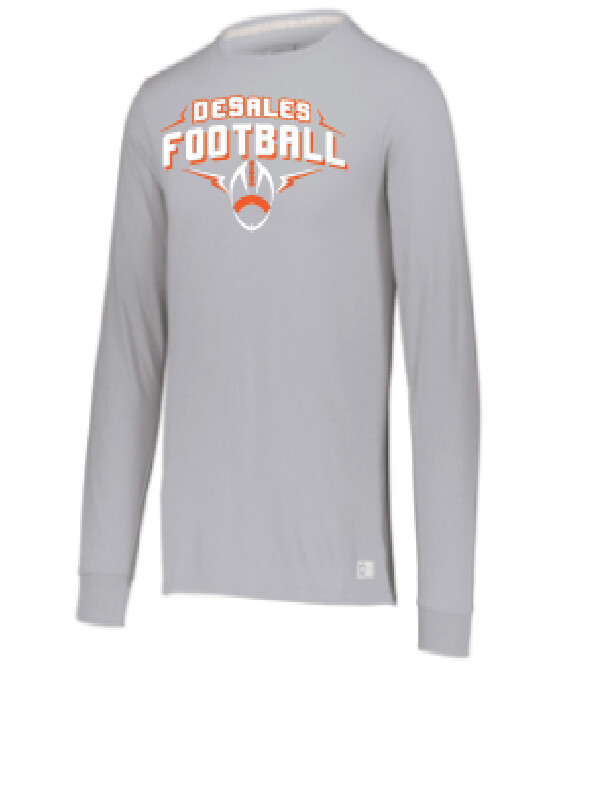 Fall Spiritwear Russell Athletic Essential L/S Tee