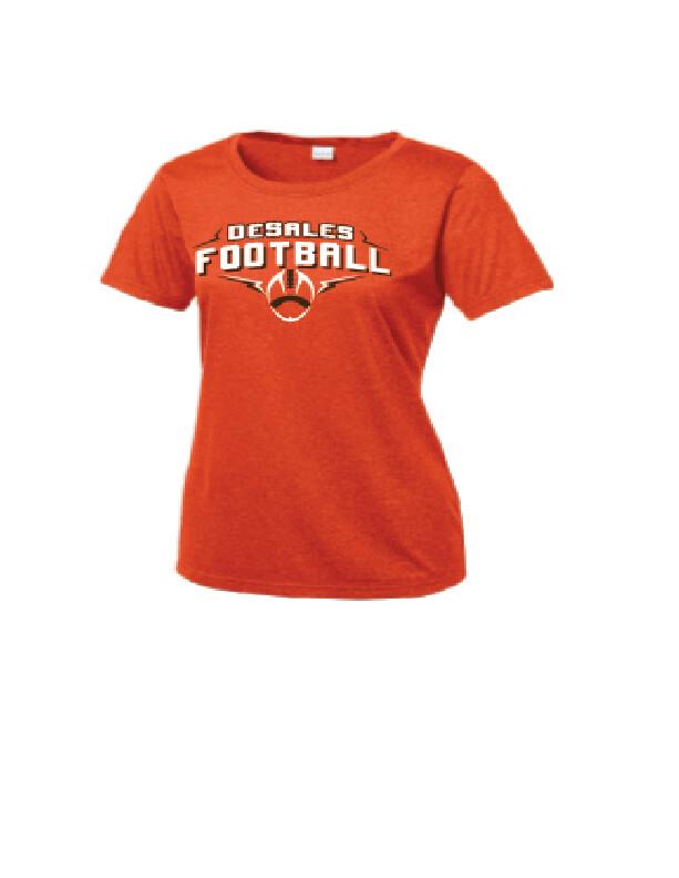 Fall Spiritwear Sport-Tek Ladies Heather Contender T-Shirt