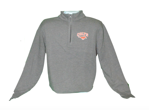 Otta Town Grey Uniform Zip