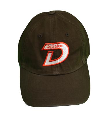 Brown Adjustable Cap