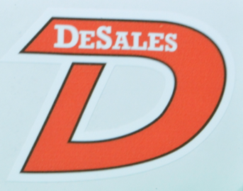 """D"" Decal"