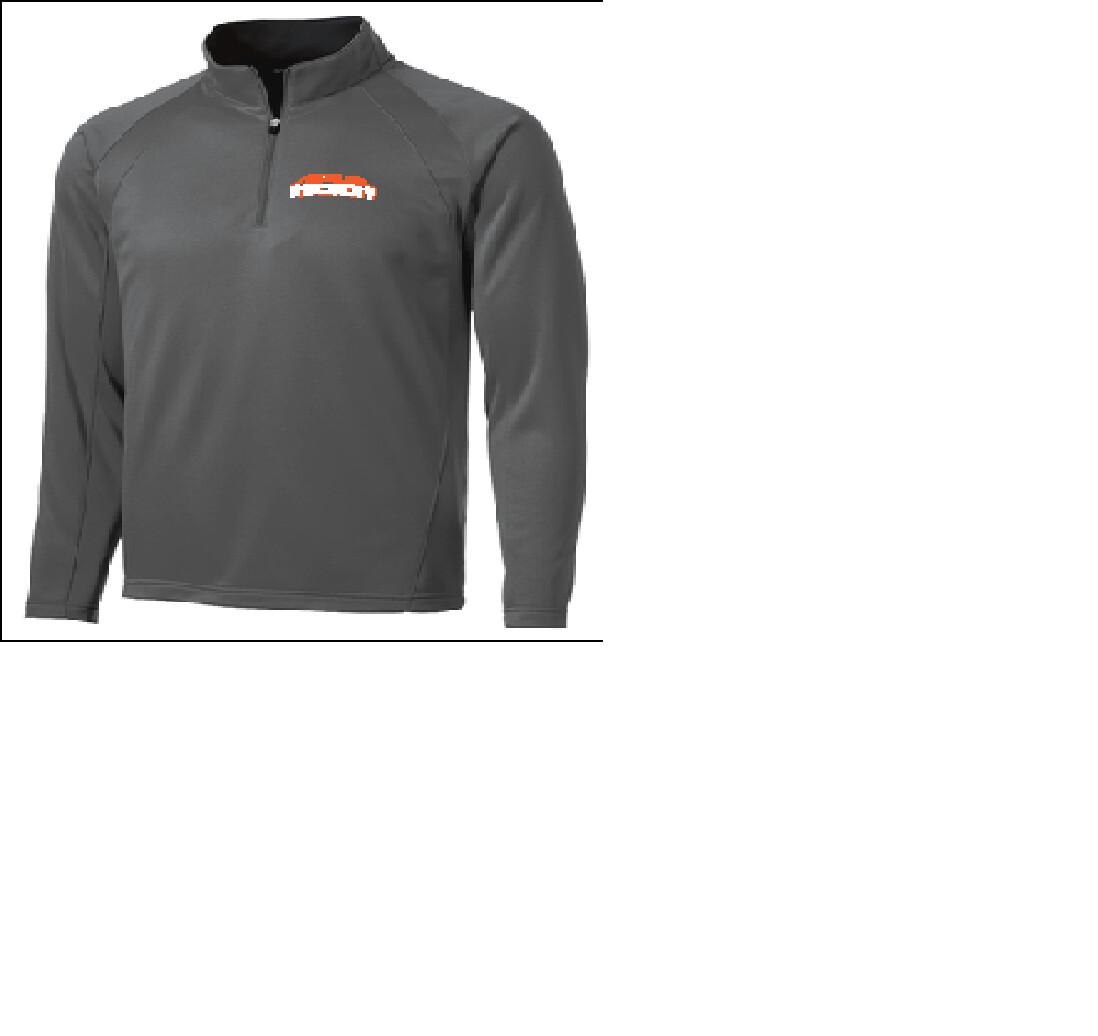 Sport-Tek Fleece 1/4 Zip Pullover Winter Sports