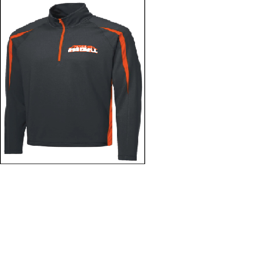 Spring Spiritwear Sport Tek Sport-Wick Stretch 1/2 Zip Pullover