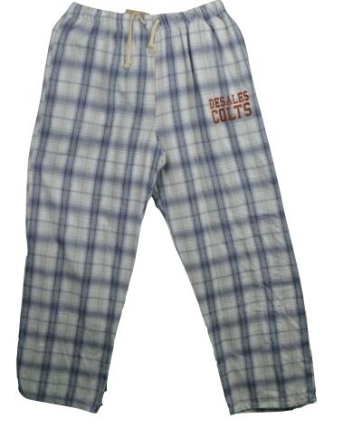 Plaid Flannel Pants-644