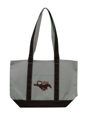 Tote Bag-Brown 520