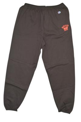Brown Banded Sweatpants