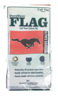 DeSales Durawave Flag-662