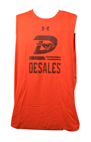 UA Sleeveless Tee-663