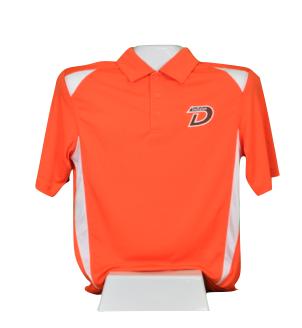 Augusta Orange Polo