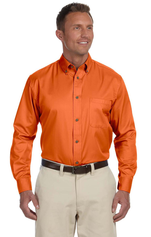 Alumni Long Sleeve Twill Shirt 718