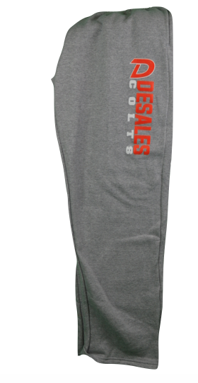 Open Leg Sweatpants-714