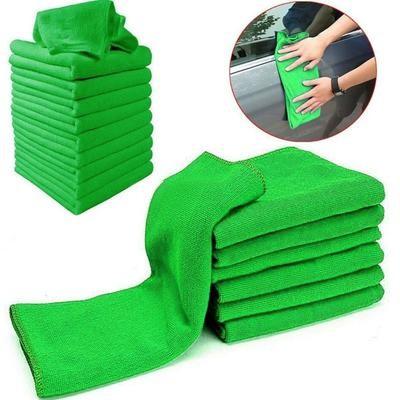 10 Piece Microfiber Towel