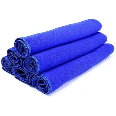 30x30cm Soft Microfiber Cleaning Towel (2 Piece)