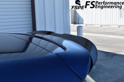 FSPE Volkswagen MK6 (2010-2014) Golf / GTI / R Rear Spoiler Extension