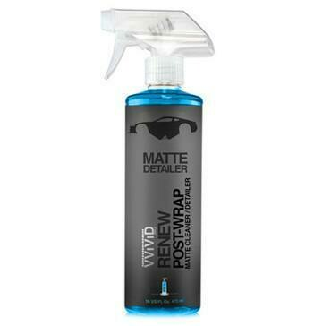 RENEW POST-WRAP Matte Cleaner / Detailer