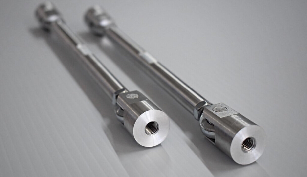 Adjustable Support Rods