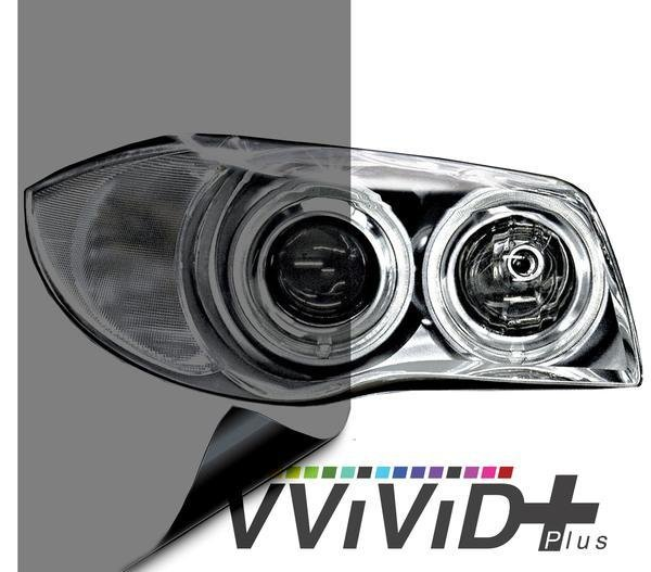 Vvivid Headlight Film