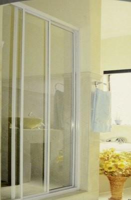 CGA Bi-Slider Shower