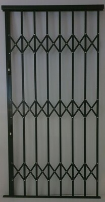 Retractable Trelli Gates