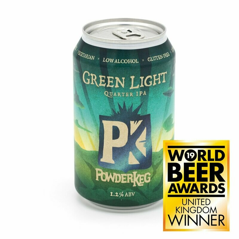 Green Light (12x330ml)